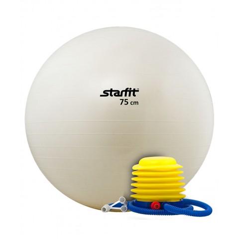Мяч гимнастический StarFit GB-102 85 см с насосом