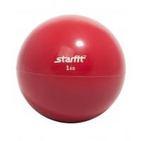 Медбол StarFit GB-703 1 кг