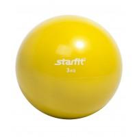 Медбол StarFit GB-703 3 кг
