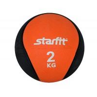 Медбол StarFit PRO GB-702 2 кг