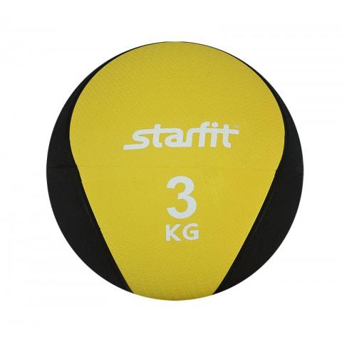 Медбол StarFit PRO GB-702 3 кг