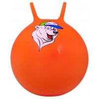 Мяч-попрыгун StarFit GB-403 Медвежонок 65 см с рожками
