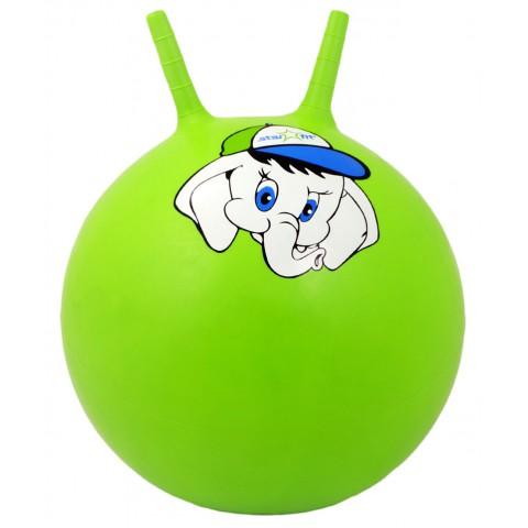 Мяч-попрыгун StarFit GB-401 Слоненок 45 см с рожками