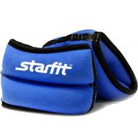 Утяжелители для рук Браслет StarFit WT-101 1 кг