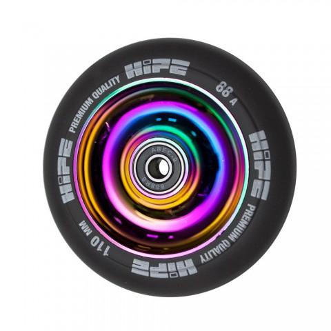 Колесо HIPE Solid 110 мм Neo Chrome для трюкового самоката
