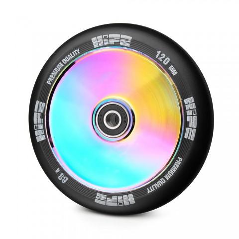 Колесо HIPE 20 120 мм Neo Chrome для трюкового самоката