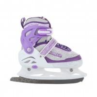 Коньки раздвижные Alpha Caprice Winter violet
