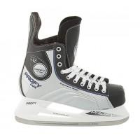 Хоккейные коньки СК PROFY LUX 3000 Blue (взрослые)