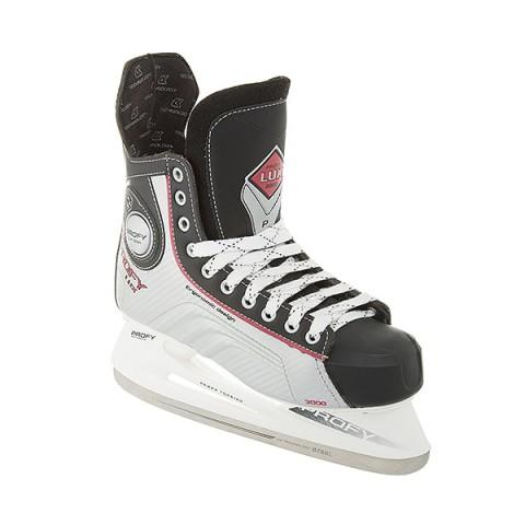Хоккейные коньки СК PROFY LUX 3000 Red (взрослые)