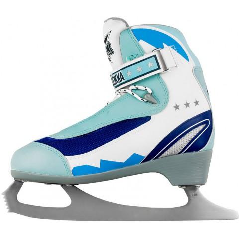 Фигурные коньки СК Молодежка Mfs Blue (взрослые)
