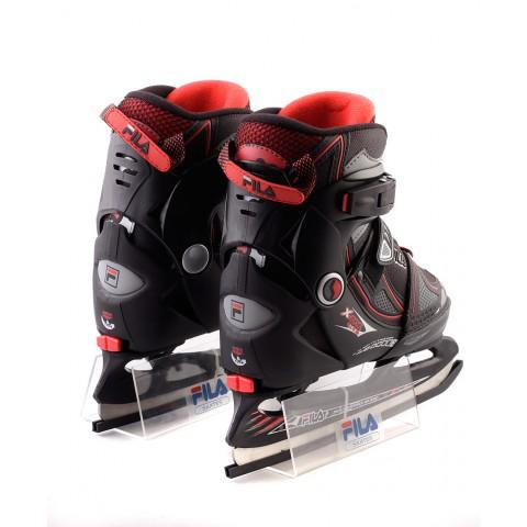 Детские коньки раздвижные FILA X-ONE ICE (2015)