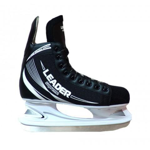 Хоккейные коньки (прогулочные) СК Leader Supreme