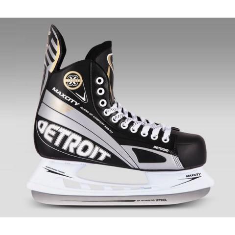 Хоккейные коньки MaxCity Detroit+ (взрослые)