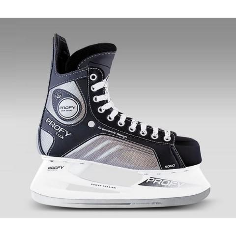 Хоккейные коньки СК PROFY LUX 5000 (взрослые)