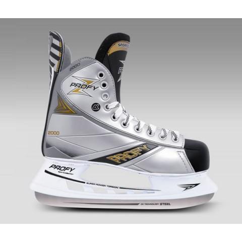 Хоккейные коньки СК PROFY-Z 2000 (взрослые)