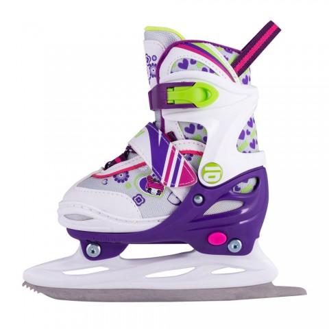 Детские коньки раздвижные Atemi Ice Girl