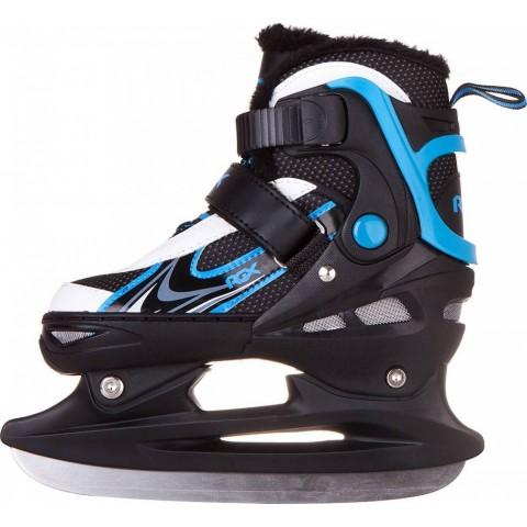 Детские коньки раздвижные RGX Freedom blue
