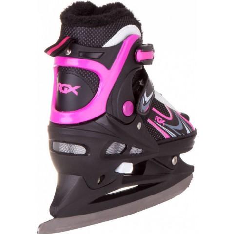 Детские коньки раздвижные RGX Freedom pink