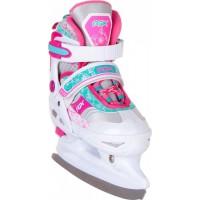 Детские коньки раздвижные RGX Fresco pink