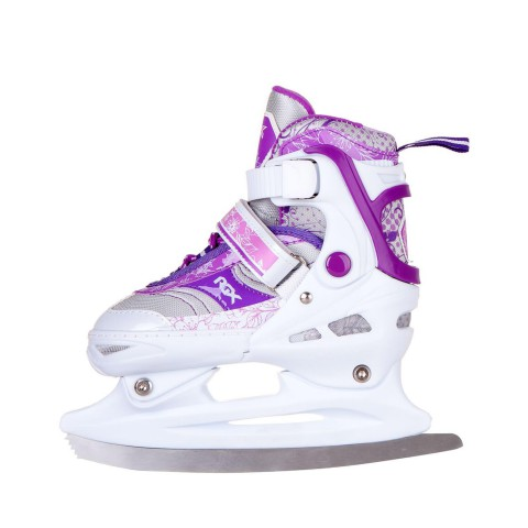Детские коньки раздвижные RGX Fresco violet