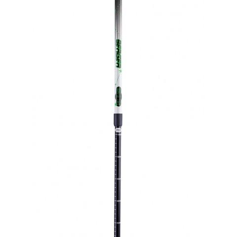 Палки для скандинавской ходьбы Berger Starfall 77-135 см черный
