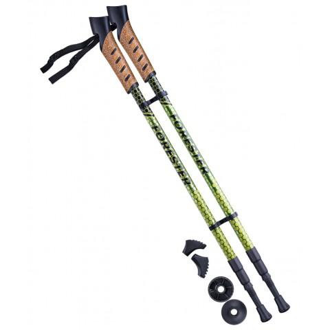 Палки для скандинавской ходьбы Berger Forester 67-135 см
