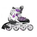 Роликовые коньки детские MaxCity Punto violet