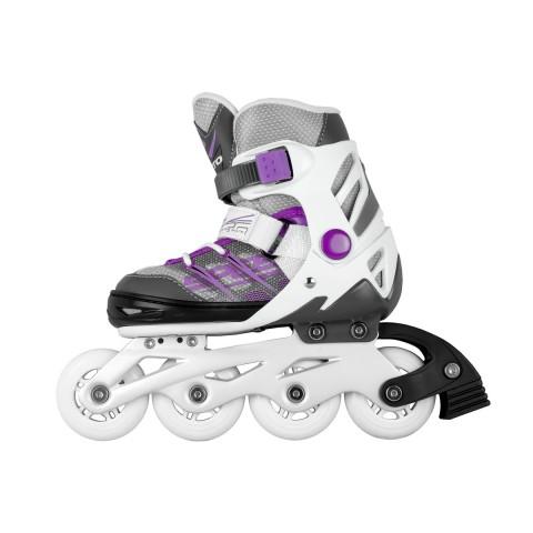 Роликовые коньки MaxCity Punto 70 mm violet