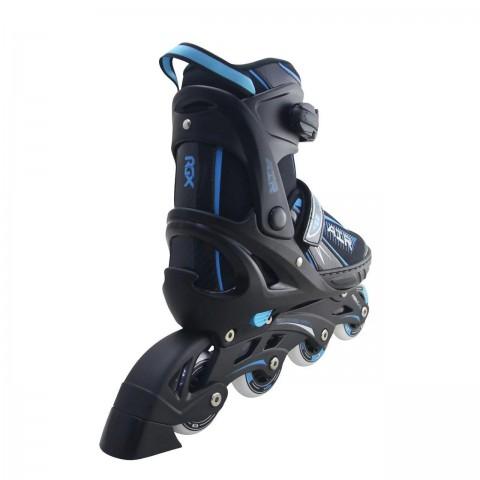 Роликовые коньки раздвижные RGX Air Blue