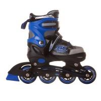 Роликовые коньки раздвижные RGX Braman Blue