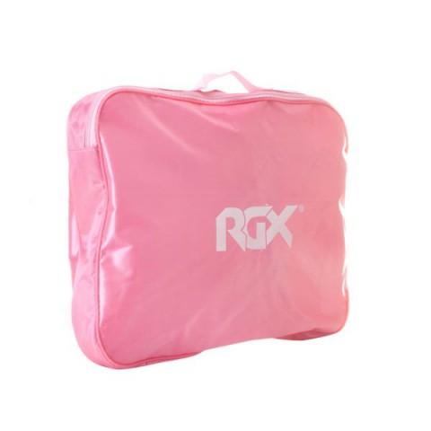 Роликовые коньки раздвижные RGX Braman Pink