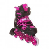 Роликовые коньки RGX Vector Pink