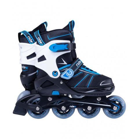 Роликовые коньки детские раздвижные Ridex Halo Blue