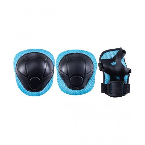 Защита для роликов детская Ridex Tot синий