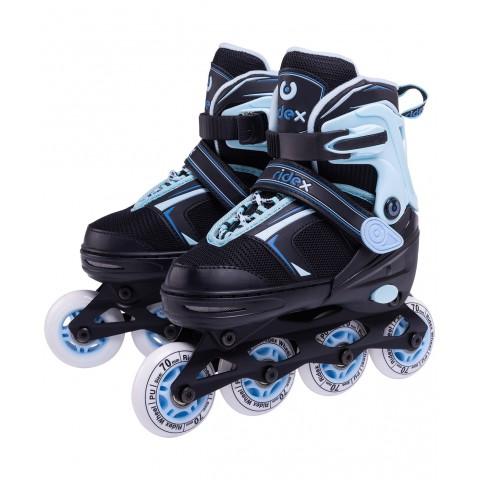 Роликовые коньки детские раздвижные Ridex Tilly Dark