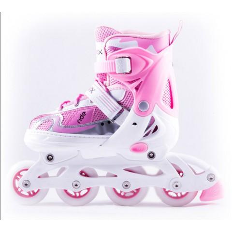 Роликовые коньки детские раздвижные Ridex Cloudy
