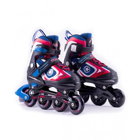Роликовые коньки детские раздвижные Ridex Defender