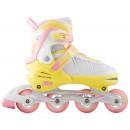 Роликовые коньки детские раздвижные Ridex Honey