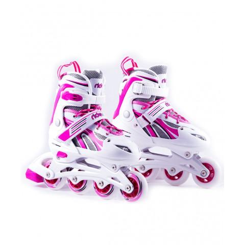 Роликовые коньки детские раздвижные Ridex Sindy