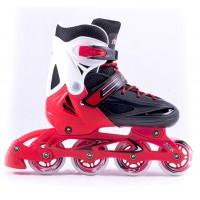 Роликовые коньки детские раздвижные Ridex Rocky