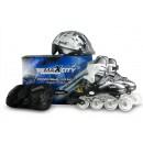 Роликовые коньки детские (раздвижные) MAXCITY VOLT combo black