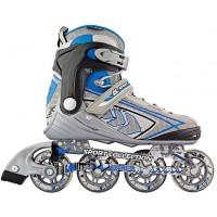 Роликовые коньки СК SPIDER blue