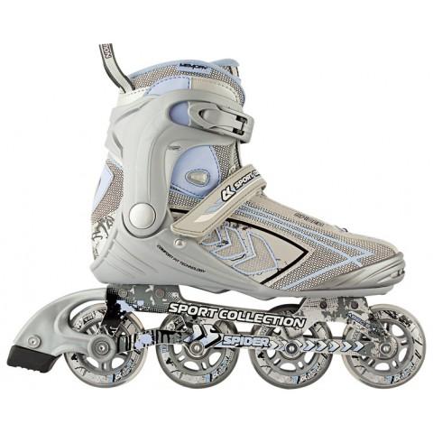 Роликовые коньки СК SPIDER gray
