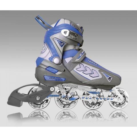 Роликовые коньки СК Terra blue (2013)