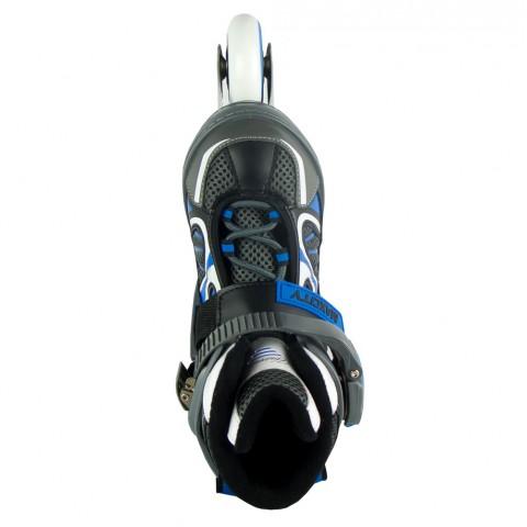 Ролики и коньки 2 в 1 MAXCITY Universal boy blue