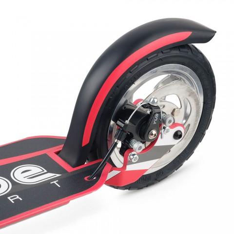Самокат Blade Sport Brake City 205 черный с надувными колесами