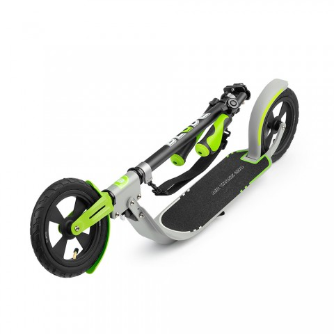 Самокат Blade Sport Air Cross 230 mm grey/green