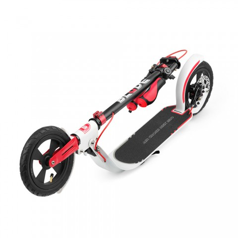 Самокат Blade Sport Air Cross Disk 230 мм white/red