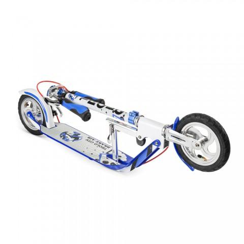 Самокат с надувными колесами Trolo City Brake Air