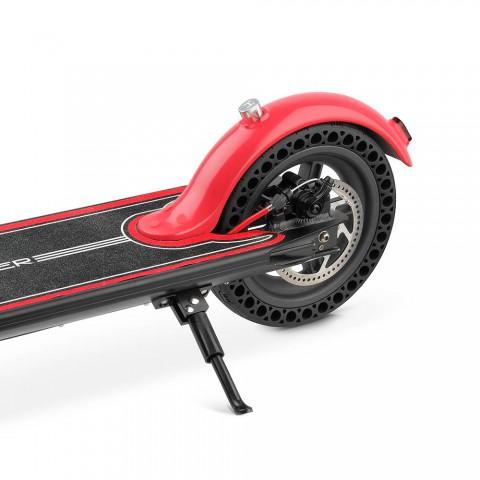 Электросамокат EVO BLADE T-ZERO черно-красный